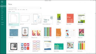 Microsoft Publisher 2013